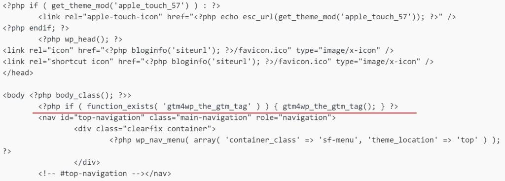 установка google tag manager для wordpress - использование плагина
